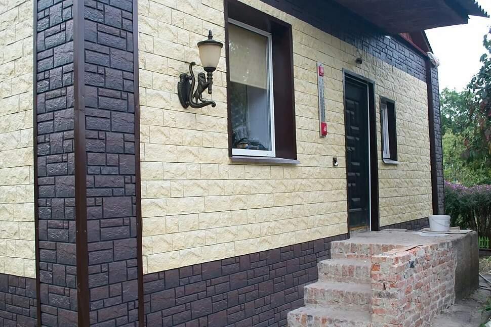 Выбираем фасадные панели для облицовки дома