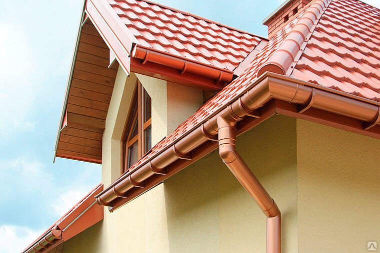 О важности обустройства водосточной системы для дома