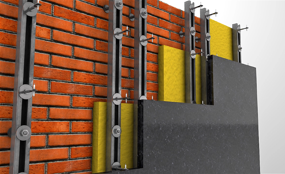 Что такое фасадные подсистемы?