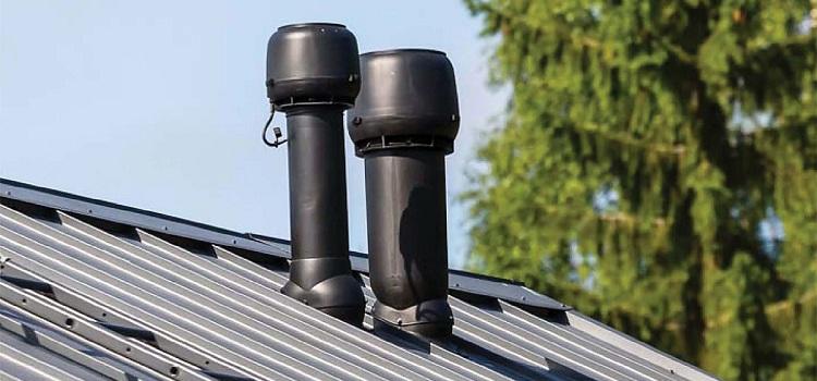 Основные функции вентиляционного выхода на крышу